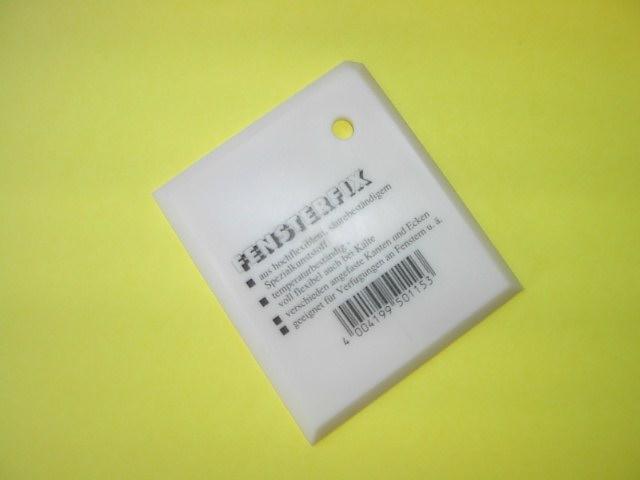 fensterfix abstreichspachtel fugengl tter fugengummi ebay. Black Bedroom Furniture Sets. Home Design Ideas