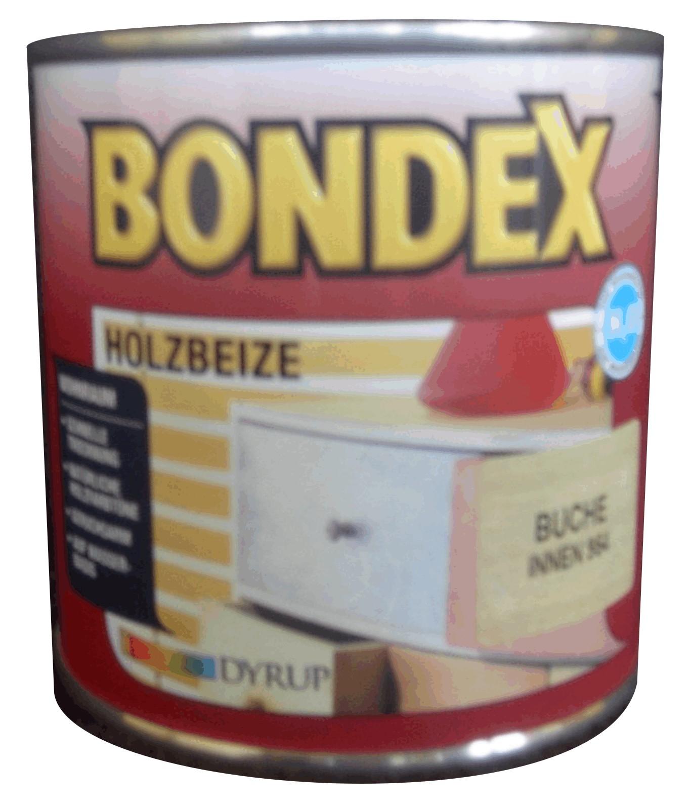 bondex holzbeize 250ml 27 80 l beize auf wasserbasis. Black Bedroom Furniture Sets. Home Design Ideas