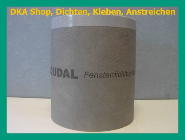 fensterdichtband aussen 200mm x 25m 1 66 m soudal ral montage dichtband ebay. Black Bedroom Furniture Sets. Home Design Ideas