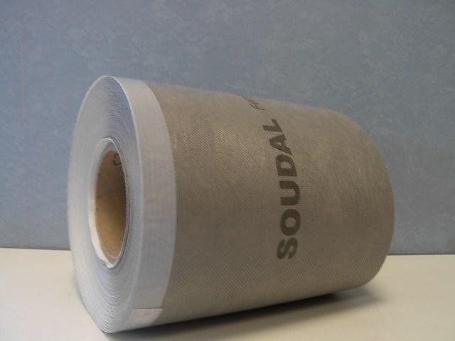 fensterdichtband aussen 200mm x 25m 1 66 m soudal ral. Black Bedroom Furniture Sets. Home Design Ideas